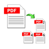 Cut PDF file by pages