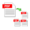 cut PDF file by Odd Pages